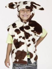 Cow Tabard Costume